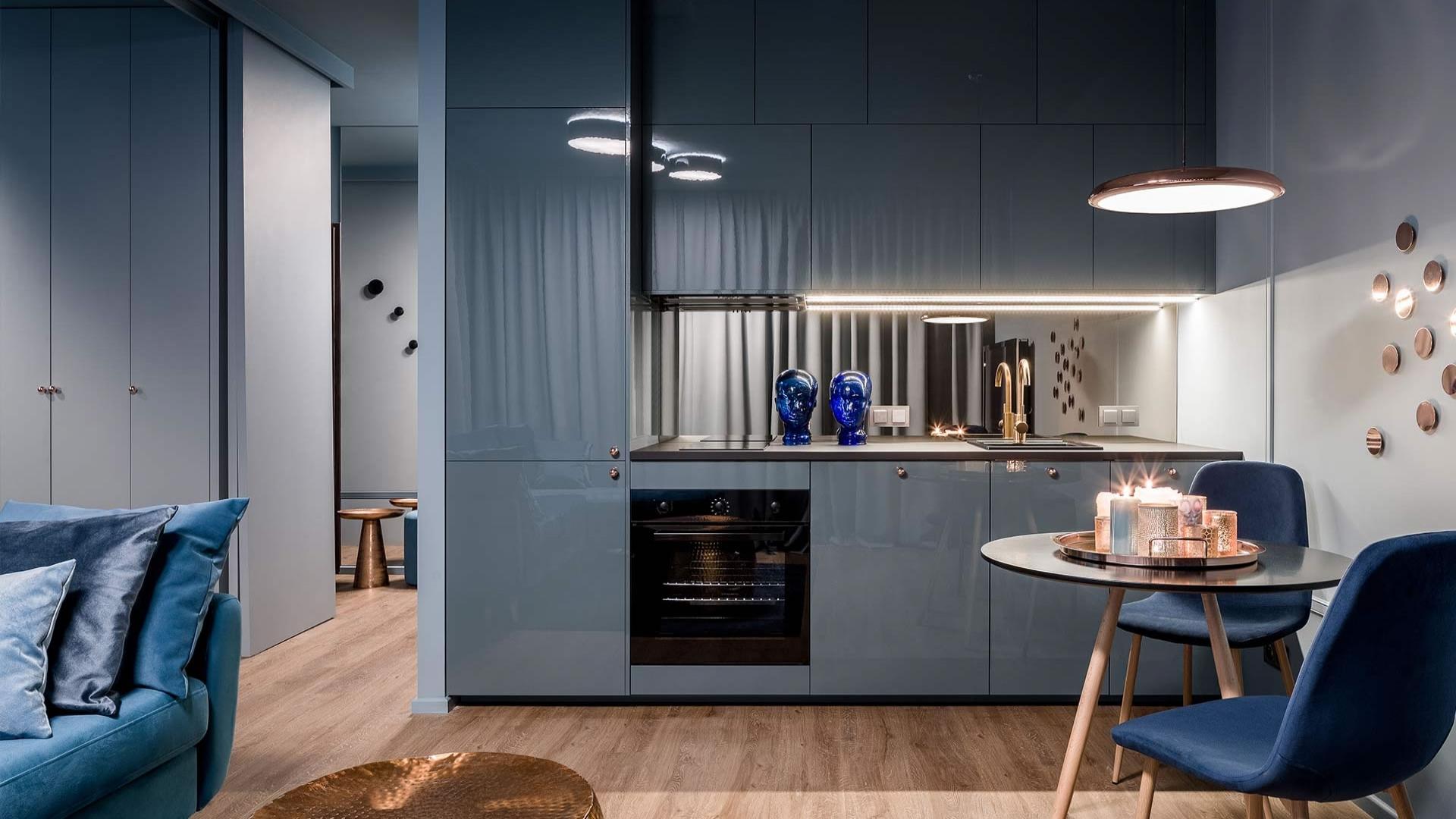 Modern Mutfak Tasarım & Uygulama